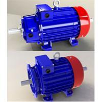 Электродвигатели асинхронные трехфазные крановые