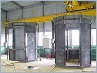 Сварные металлоконструкции (решетки, сварные корпуса и т. п. )