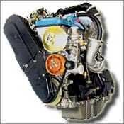 Автомобильные дизельные двигатели