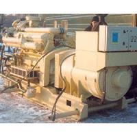Автоматизированная дизельная электростанция аварийного и резервного электропитания
