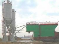Малогабаритная бетоносмесительная установка