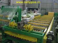 Линия для производства  профнастила С21 (ГОСТ 24045)