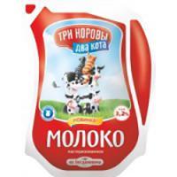 Молоко 3,2% м.д.ж. 0,9 л
