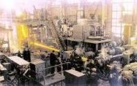 Литейно-прокатный агрегат для производства трубных заготовок