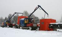 Сварочный Агрегат УЭТ-1 (АСТ) на шасси трактора Т-147 (ТТ-4М)