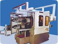 Станок агрегатный с горизонтальной осью вращения стола
