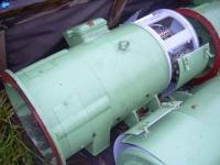 FIMAG немецкий генератор 20 квт
