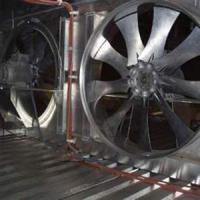 Осевые вентиляторы для сушильных камер