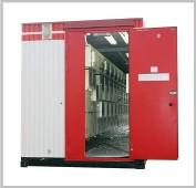 Комплектные трансформаторные подстанции в металлических модулях