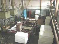 Комплекс для производства плит из вспененного полистирола