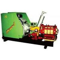 Установка высокого давления с дизельным приводом для ручной водоструйной очистки