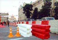 ДОРОЖНЫЕ БЛОКИ, конусы дорожные сигнальные, пластмассовые дорожные ограждения