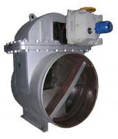 Клапаны регулирующие запорные дисковые осевые