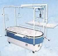 Кровать лечебно-ожоговая и противопролежневая детская КМ-06