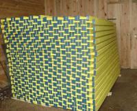 балка деревянная опалубки перекрытий по 165 руб./пог.метр