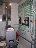 Отопление загородного дома и квартиры