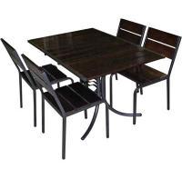 Комплект мебели для летних кафе и дачи