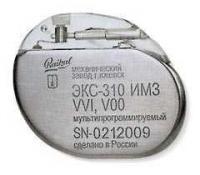 Малогабаритный электрокардиостимулятор