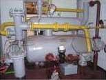 Сепаратор газовый (тестовый) 2-х фазный