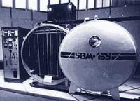 Установка вакуумная металлизационная