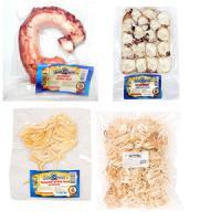 Морепродукты подкопченные