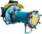 Станок для механической обработки торцов труб магистральных трубопроводов